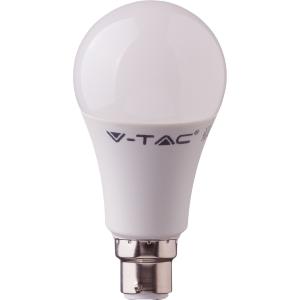 V-TAC 2791 Smart LED Gls Bulb A60 B22 RGB+W
