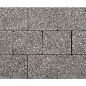 Tobermore Sienna Graphite Block Paving - 208x173x50mm