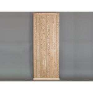Solid Oak External Door Mexicano External Door Custom size