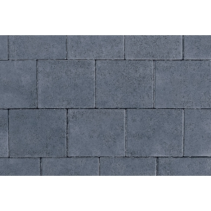 Tobermore Shannon Duo Block Paving in Charcoal - Two sizes in one pack. 13.86m2 coverage