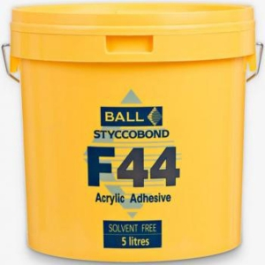 F Ball Styccobond F44 Floor Adhesive 5L