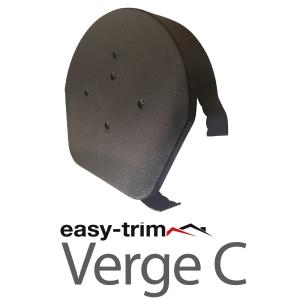 Easy Trim Easyverge Hr Ridge Cap And Flapcap Grey