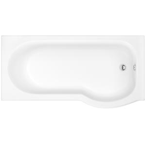 iflo Rennes P Shaped Right Hand Bath 1700mm x 750mm