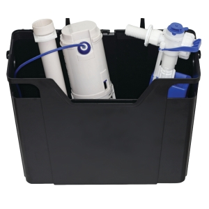 Compact Concealed Cistern