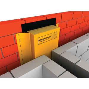 MDL Firezero Fire & Acoustic Party Wall DPC Suit 75mm Cavity