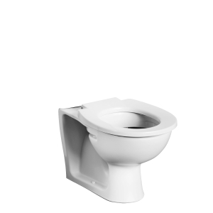 Armitage Shanks S304701 Contour 21 Schools Back to Wall and Close Coupled WC Pan with Horizontal Outlet (Pan Only)