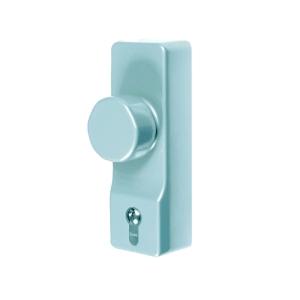 4Trade Access Security Device Knob Silver EK5