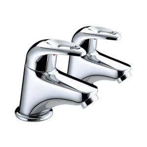 Bristan Java Bath Taps Chrome