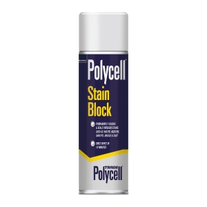 Polycell Trade Stain Block 500ml Aerosol