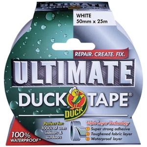 Duck Tape Ultimate 50mm x 50m Silver