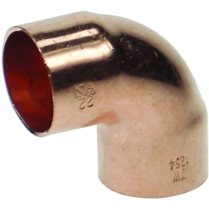 Endfeed Elbow 90 Degree 22mm