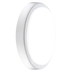 Luceco EBH22S40 Ambient 14W LED Decorative Bulkhead White 1300LM IP54