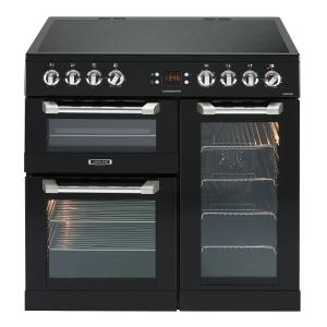 Leisure CS90C530K Cuisinemaster Electric Range Cooker Black 90cm