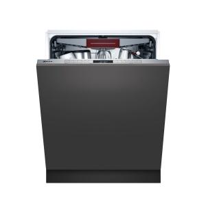 Neff N50 S195HC x 26g Integrated Dishwasher with Vario Hinge 60cm