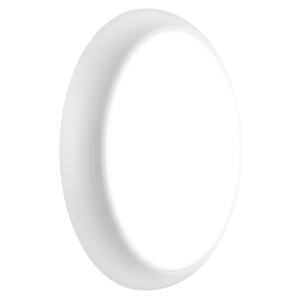 Luceco LBSR33W20E40 Sierra 24W LED Decorative Bulkhead Emergency White 2000LM IP54
