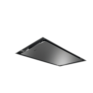 Neff N50 I94CAQ6N0B Ceiling Cooker Hood with Compact Motor Stainless Steel 90cm