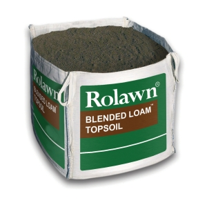 Rolawn Blended Loam Top Soil Bulk Bag 1mł