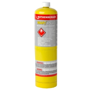 Rothenberger MAP-PRO Gas Cylinder 399.7g