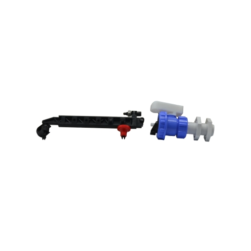 4Trade Side Entry Part 3 Ball Valve 1/2in