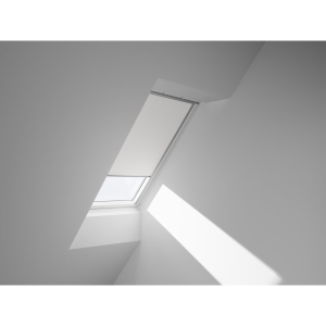 VELUX Duo Blackout Blinds White 1340 x 1398mm