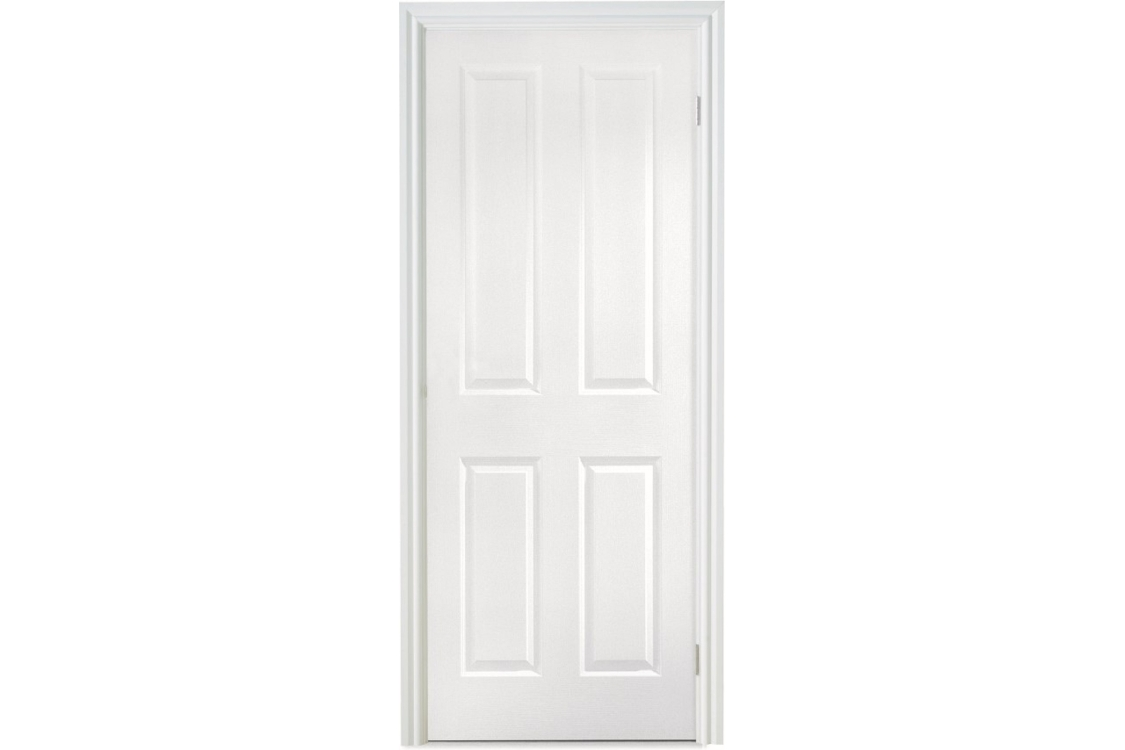 Internal Moulded 4 Panel Grained Door 2040 x 826 x 40mm