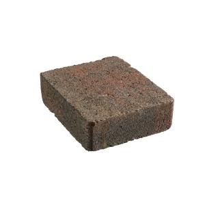 Tobermore Tegula Decorative Concrete Block Paving in  Heather - 175x140x50mm