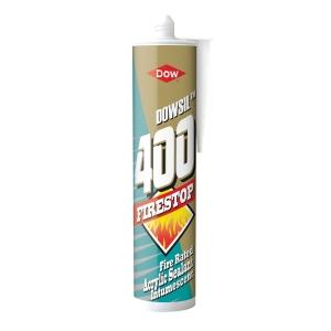Dow Corning Firestop 400 Sealant White 380ml