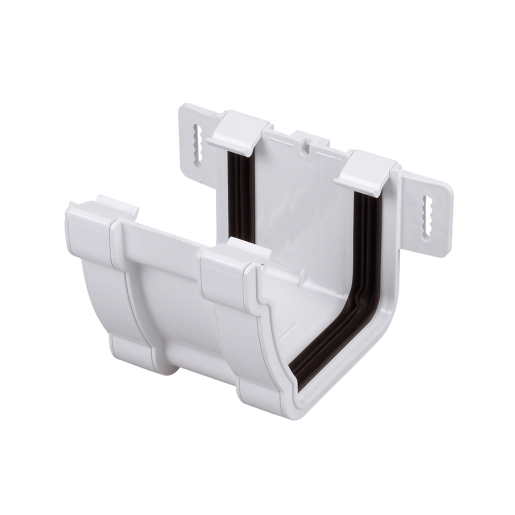 Osma StormLine 8T809 Gutter Jointing Bracket 111mm White