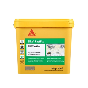 Sika Fastfix All-Weather Jointing Compound Deep Grey