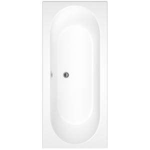 Bathrooms By Tp Heyden Breton Bath 1700 x 750mm D/E