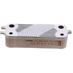 Worc 87186429480 Heat Exchanger Platec-phe 18 Plates