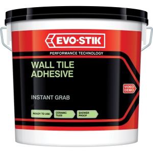 Evo-stik Wall Tile Instant Grab Adhesive 5L