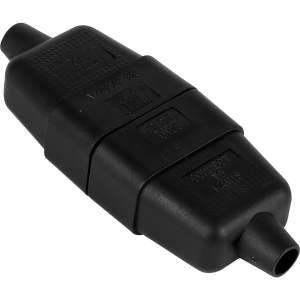 Flex WFC25RB Flex Connector 10A 2 Core Black