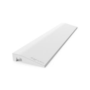 Versoflor Edge Strip Traffic White 6 Pack