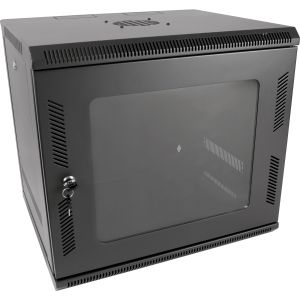 Kauden Wall Data Cabinet 9U 600mm x 450mm