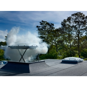 VELUX Flat Roof Smoke Vent Window