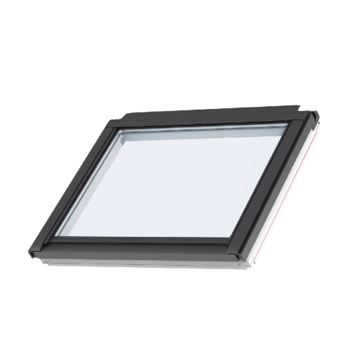 Velux Sloping Fixed Window White Paint 780 x 920mm Gil MK34 2070