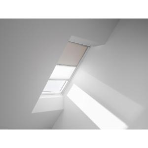 VELUX Duo Blackout Blinds Light Beige 1140 x 1178mm
