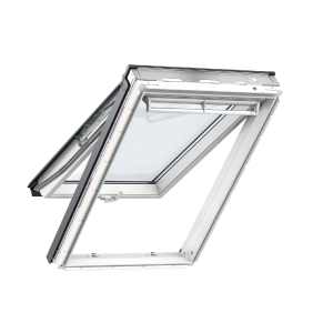 Velux Top Hung Roof Window 1140 x 1600mm White Polyurethane Gpu SK10 0070