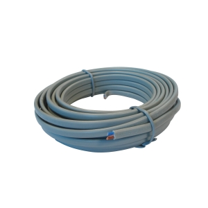 4TRADE 6242YH 1.5mm Twin & Earth Cable Grey 10m