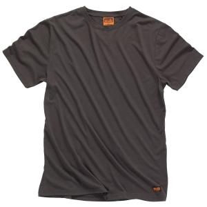Scruffs T54672 Worker T-shirt Graphite M