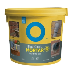Blue Circle Ready to Use Mortar Mix In Tub 5kg