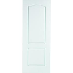 Interior Moulded Hobson 2 Panel Grained Hollow Core Door