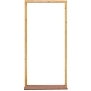 External 30 Inch 30 Min Fire Resisting Softwood Door Frame Flush Sill Inward/Outward Opening - DF26FCA3