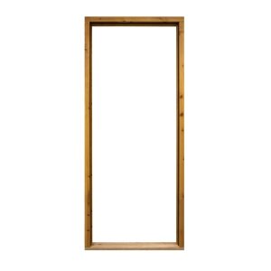 External 33 Inch 30 Min Fire Resisting Softwood Door Frame Flush Sill Inward/Outward Opening -DF29FCA3