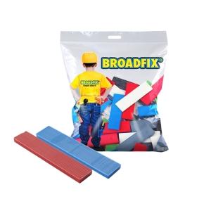 Broadfix Flat Packer Mixed Thickness Bag Of 150