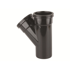 Osmasoil 4S210 Single Branch Black 110mm