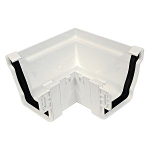 Osma StormLine 8T853 Gutter Angle External 90° 111mm White