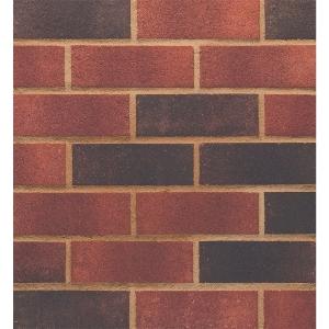 Wienerberger Facing Brick Denton Old Weatherfield Blend Facing Brick 73mm Pack 340