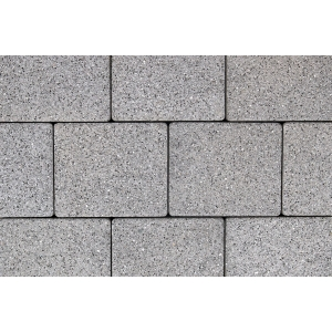 Tobermore Sienna Duo Block Paving in Silver - Two sizes in one pack. 13.86m2 coverage